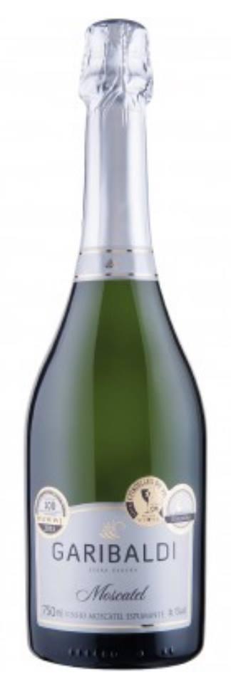 Garibaldi – Moscatel – Vinho Moscatel Espumante