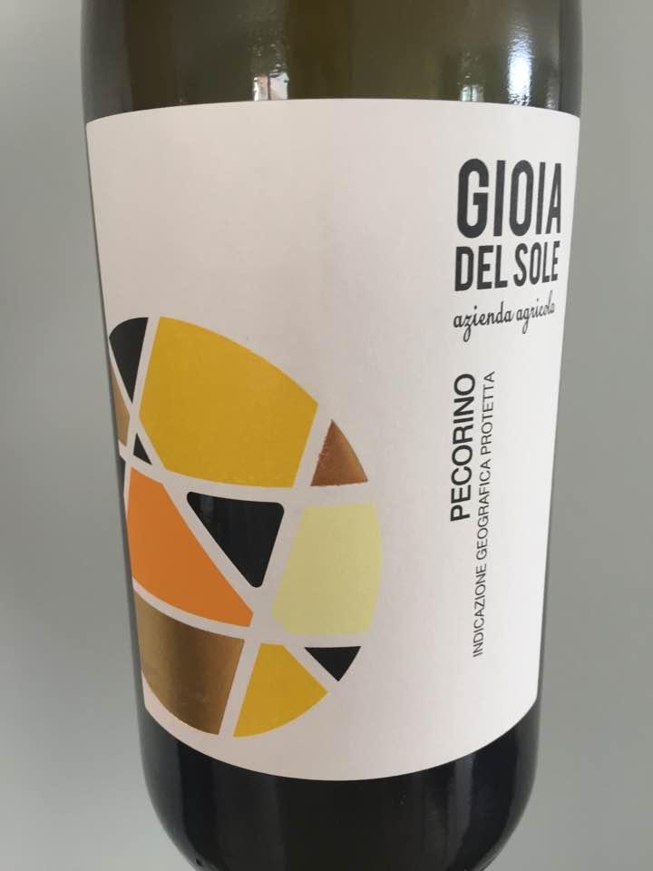 Gioia del Sole – Bella Addormentata 2017 – Cerasuolo D'Abruzzo