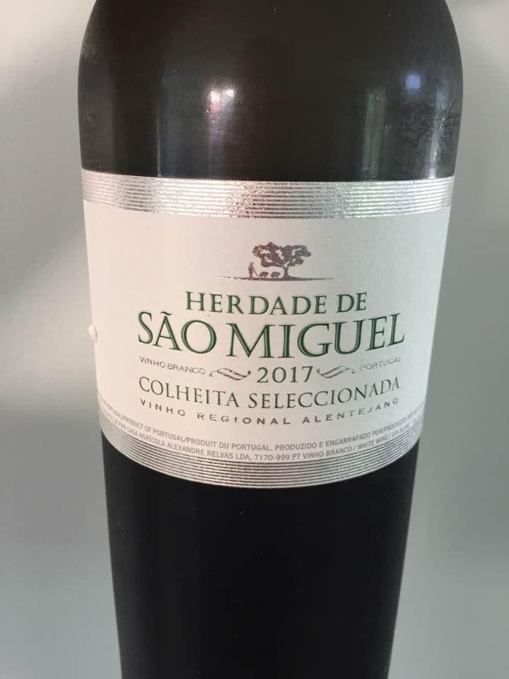 Herdade de Sao Miguel – 2017 Colheita Seleccionada – Vinho Regional Alentejano