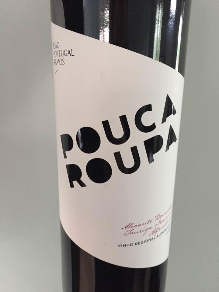 Joao Ramos – Pouca Roupa 2016 – Vinho Regional Alentejano