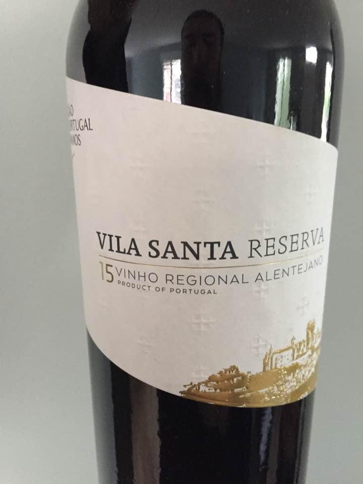Joao Ramos – Vila Santa – Reserva 2015 – Vinho Regional Alentejano