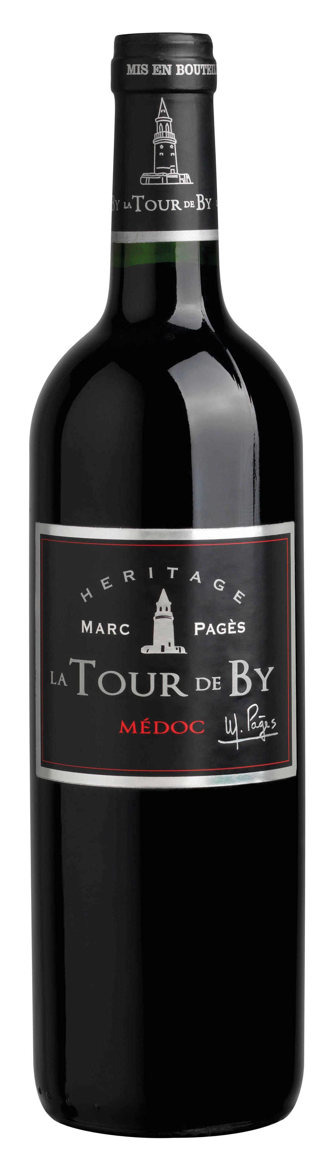 La Tour de By – Héritage 2015 Marc Pagès – Médoc