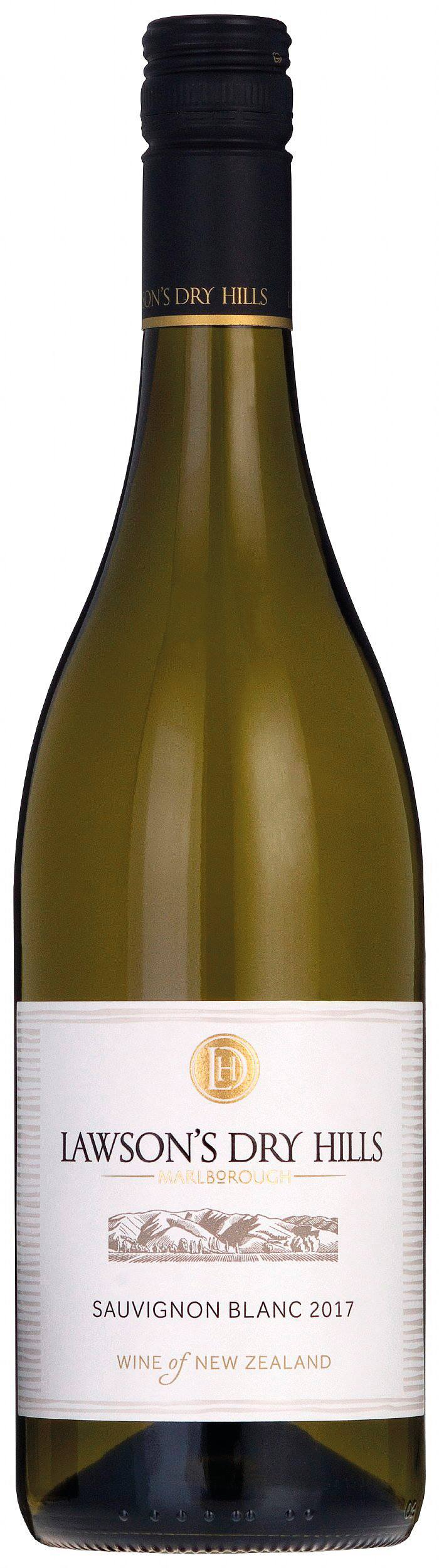 Lawson's Dry Hills – Sauvignon Blanc 2017 – Marlborough, New Zealand