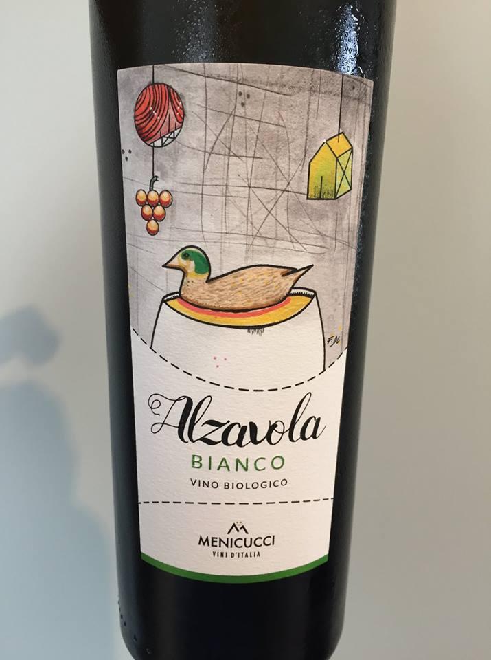 Menicucci – Alzavola 2016 – Vino Bianco