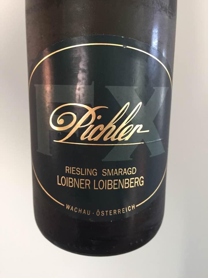 Pichler – Riesling Smaragd 2015 Loibner Loibenberg – Wachau