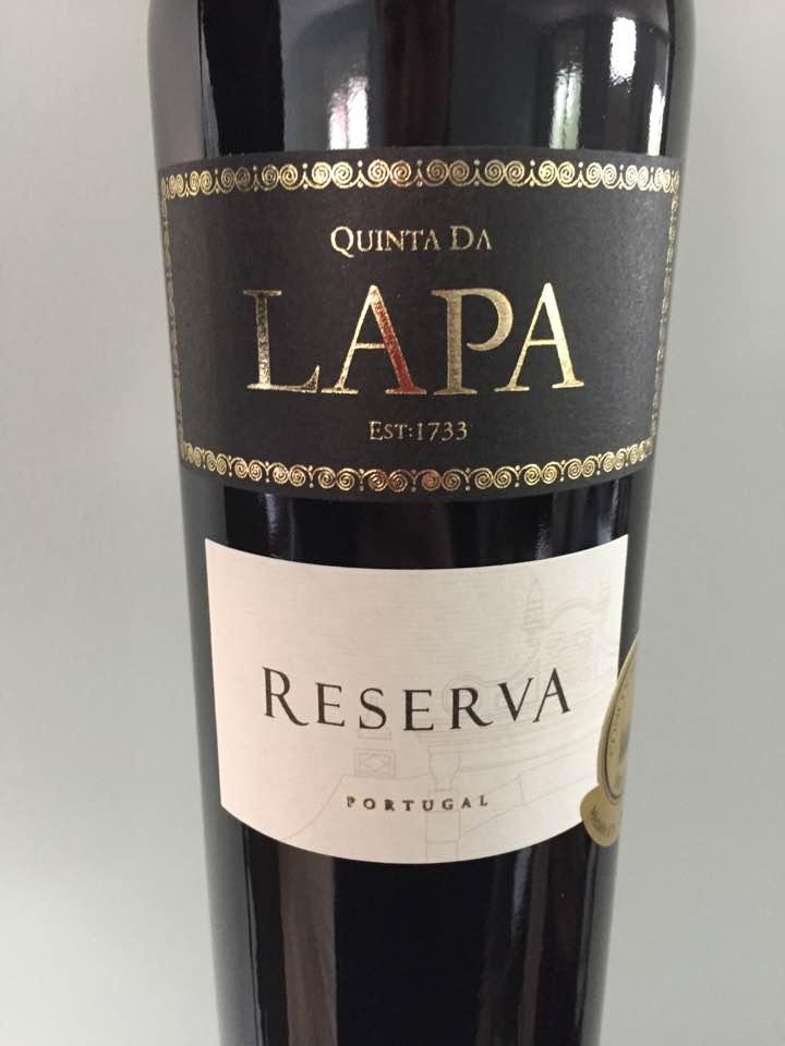 Quinta da Lapa – Reserva 2012 – Vinho Regional Tejo