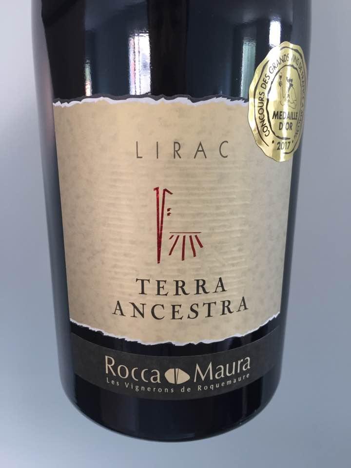 Rocca Maura – Terra Ancestra 2016 – Lirac
