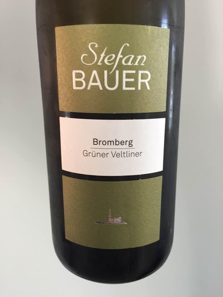 Stefan Bauer – Grüner Veltliner 2017 Bromberg – Wagram