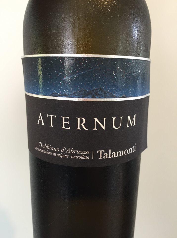 Talamonti – Aternum 2017 – Trebbiano d'Abruzzo