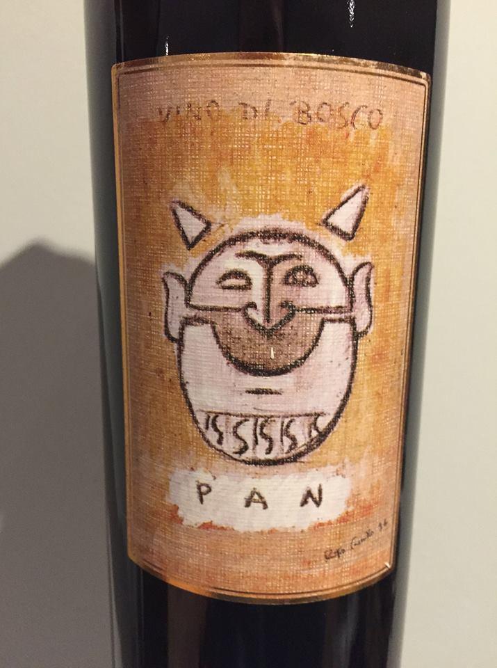 Vini di Bosco – Pan 2013 Riserva – Montepulciano d'Abruzzo