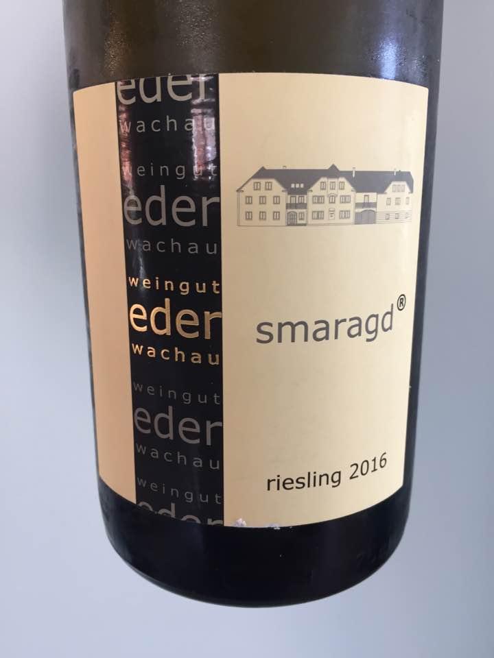Weingut Eder – Riesling Smaragd 2016 – Wachau