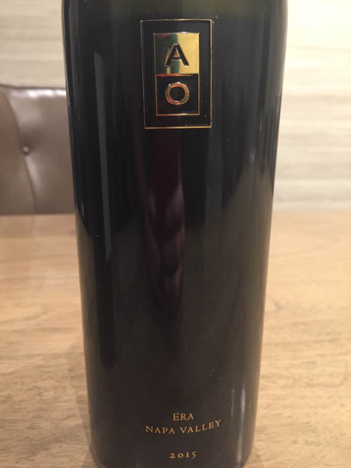 Alpha Omega – Era 2015 – Napa Valley