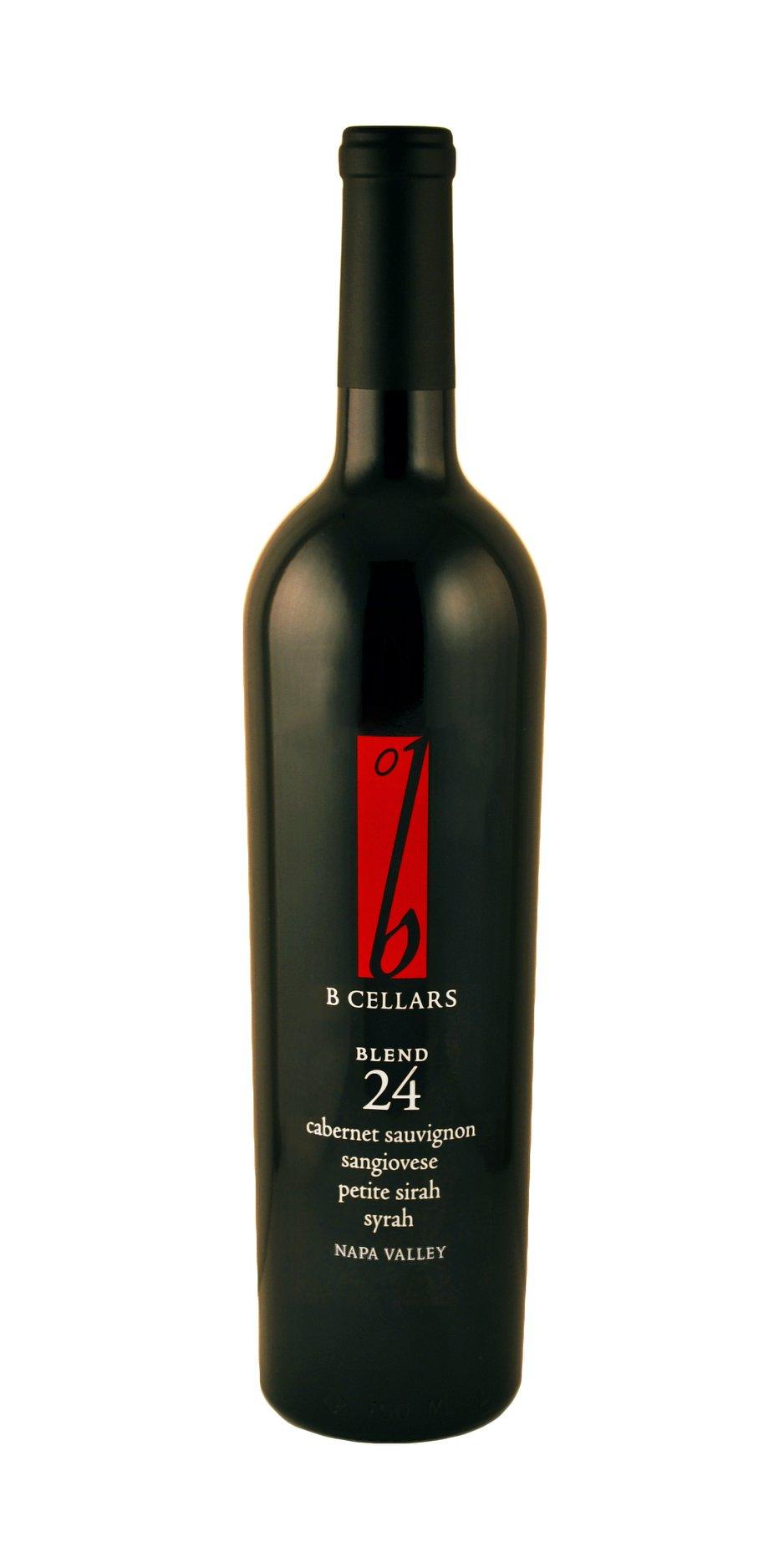B cellars – Blend 24, 2015 – Napa Valley