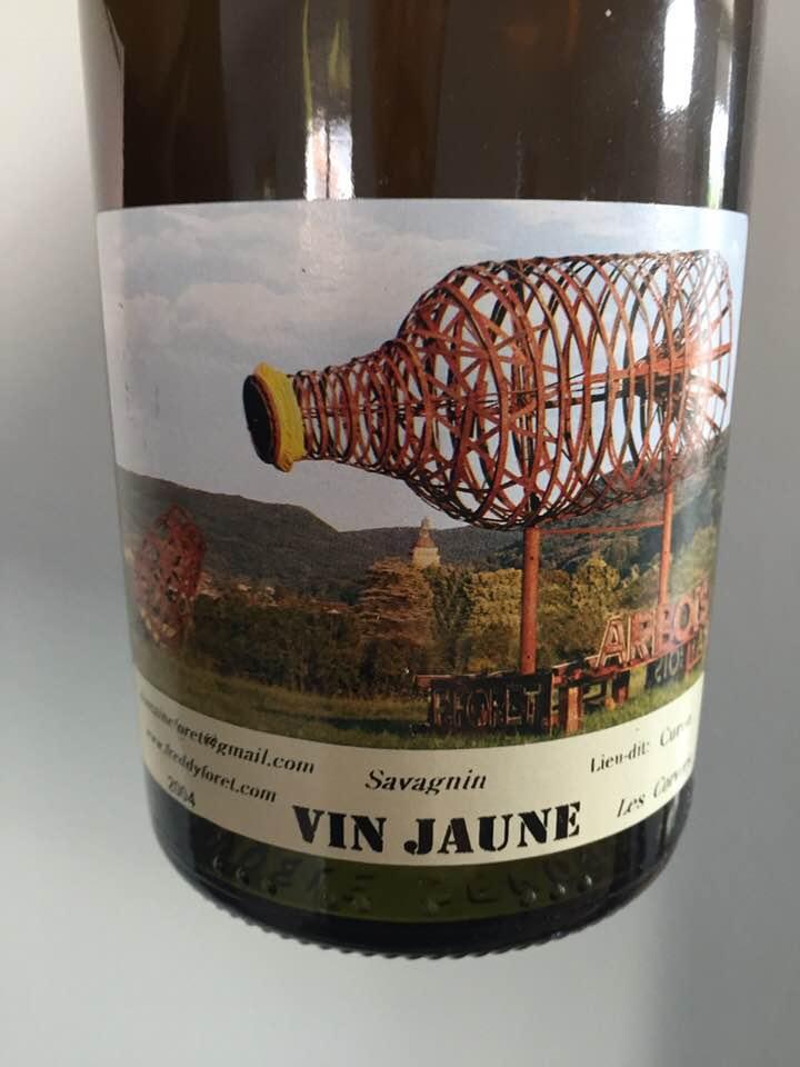 Domaine Foret – Vin Jaune 2004 – Arbois