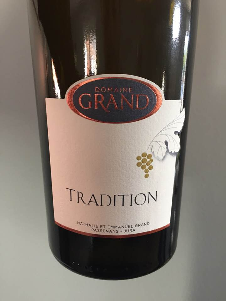 Domaine Grand – Tradition 2014 – Côtes du Jura