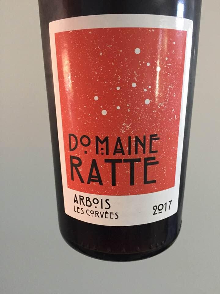 Domaine Ratte – Les Corvées 2017 – Arbois
