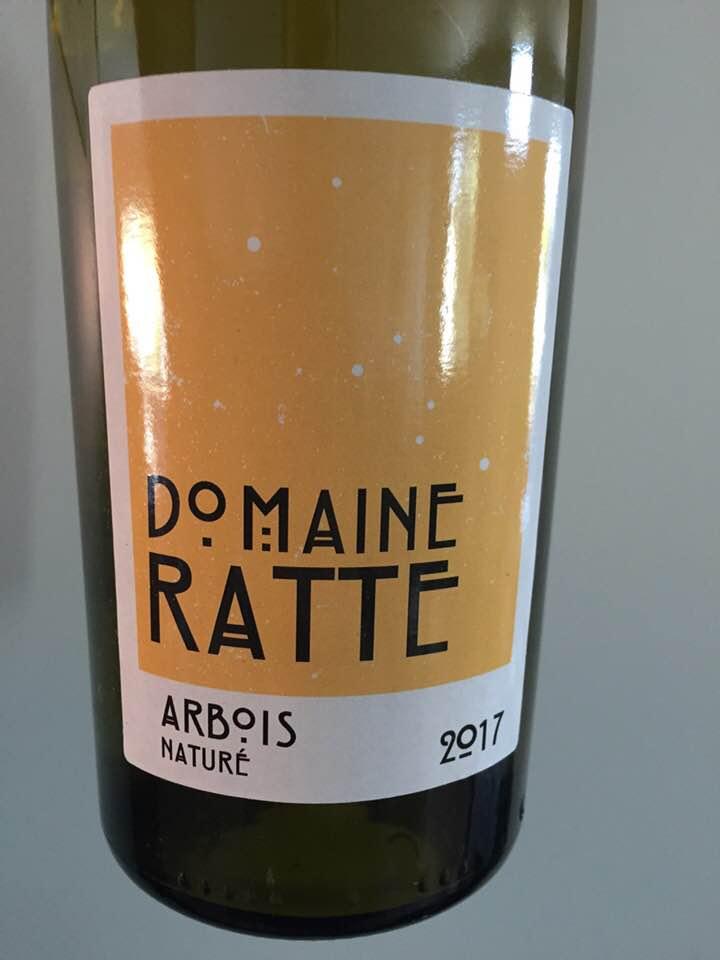 Domaine Ratte – Naturé 2017 – Arbois