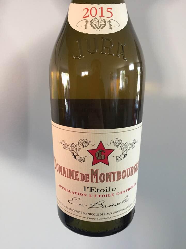 Domaine de Montbourgeau – En Banode 2015 – L'Etoile