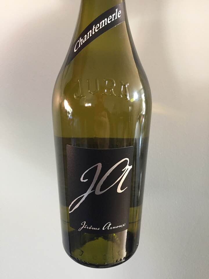 Jérome Arnoux – Chantemerle 2015 – Arbois