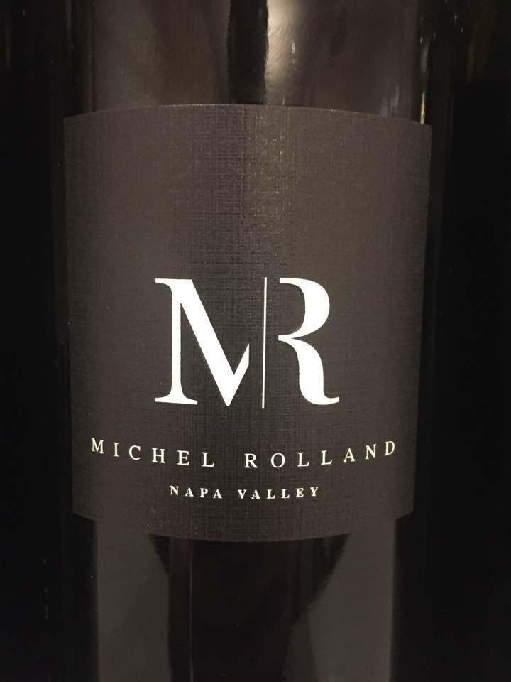 Michel Rolland 2015 – Napa Valley