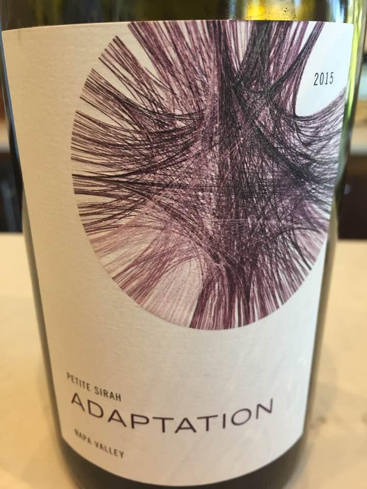 Odette – Adaptation – Petite Sirah 2015 – Napa Valley