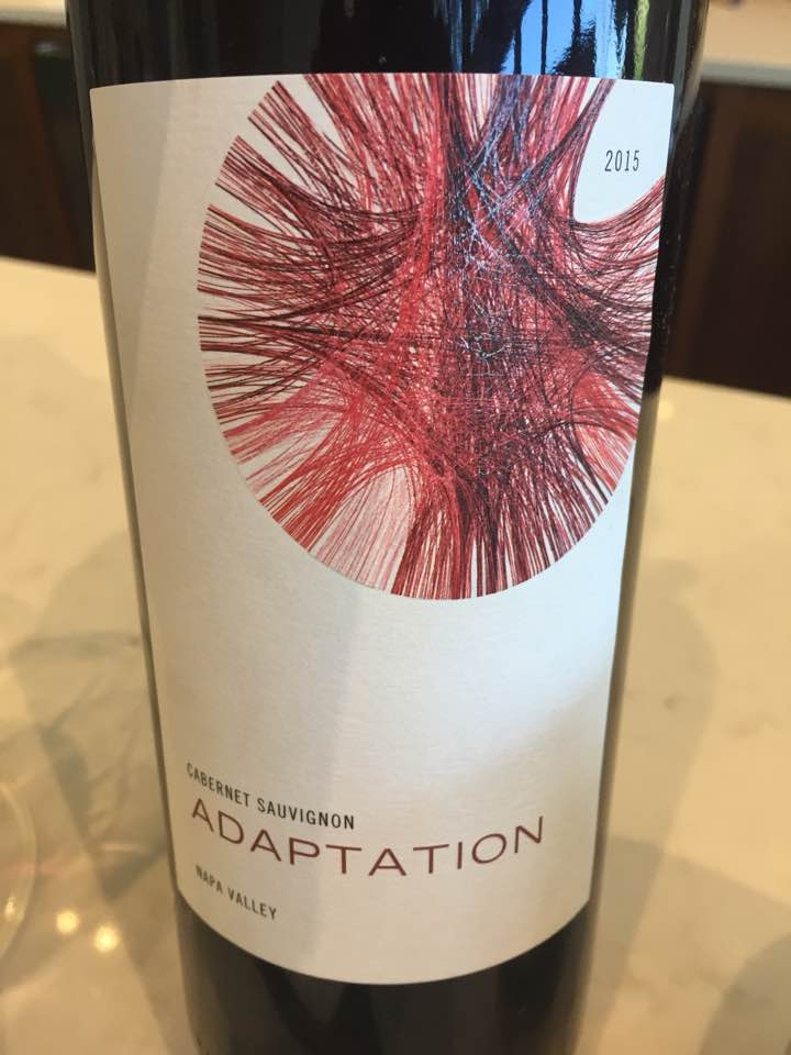 Odette – Adaptation Cabernet Sauvignon 2015 – Napa Valley