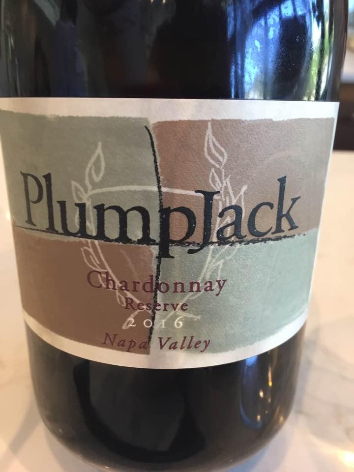 Odette – Plumpjack – Chardonnay Reserve 2016 – Napa Valley