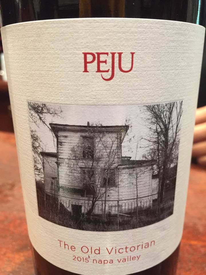 Peju – The Old Victorian 2015 – Napa Valley