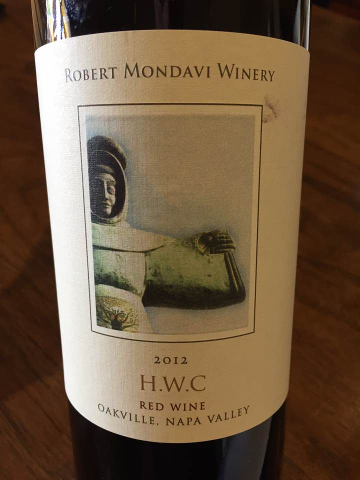 Robert Mondavi – HWC 2012 – Oakville, Napa Valley