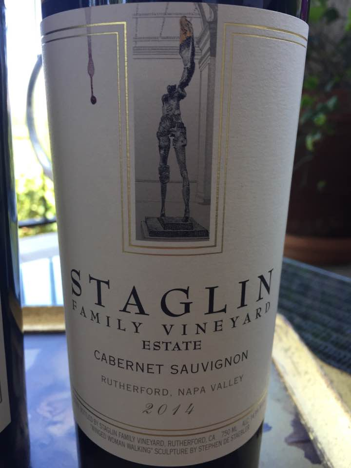 Staglin Family Vineyard Estate – Cabernet Sauvignon 2014 – Rutherford, Napa Valley