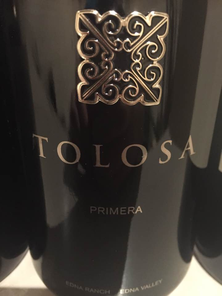 Tolosa – Primera 2016 – Edna Ranch, Edna Valley