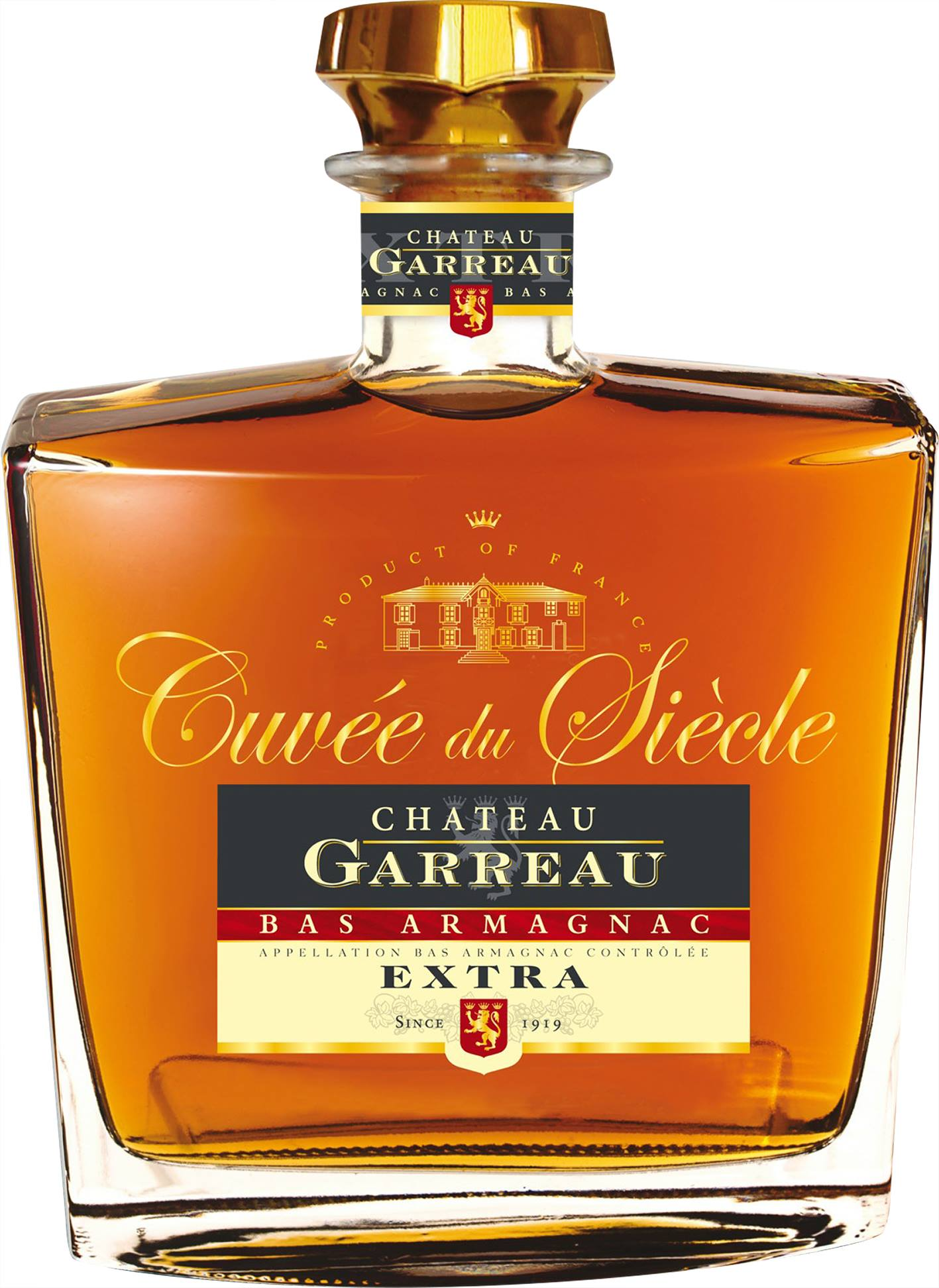 Château Garreau – Cuvée du Siècle, Extra – Bas-Armagnac