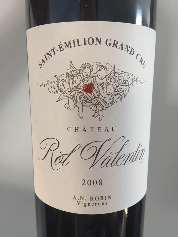 Château Rol Valentin 2008 – Saint-Emilion Grand Cru