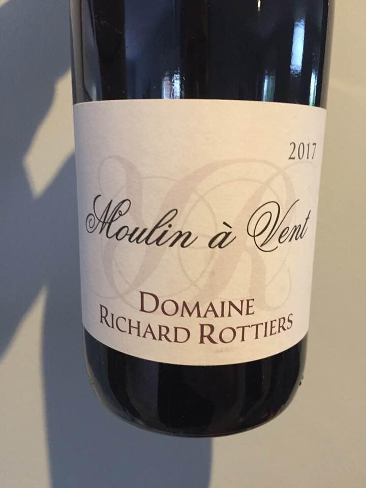 Domaine Richard Rottiers 2017 – Moulin-à-Vent
