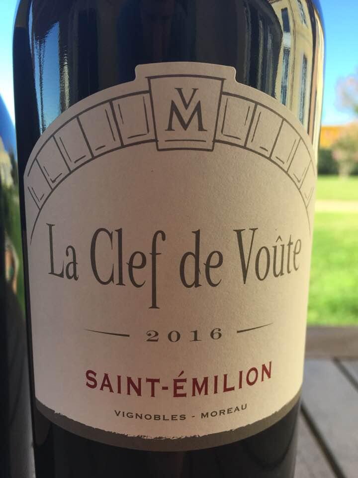 La Clef de Voûte 2016 – Saint-Emilion
