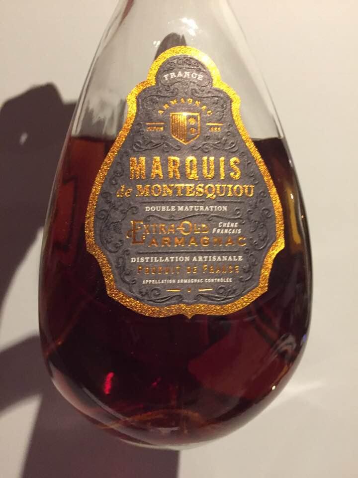 Marquis de Montesquiou – Extra-Old – Armagnac