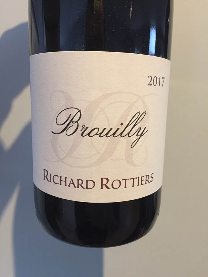 Richard Rottiers 2017 – Brouilly