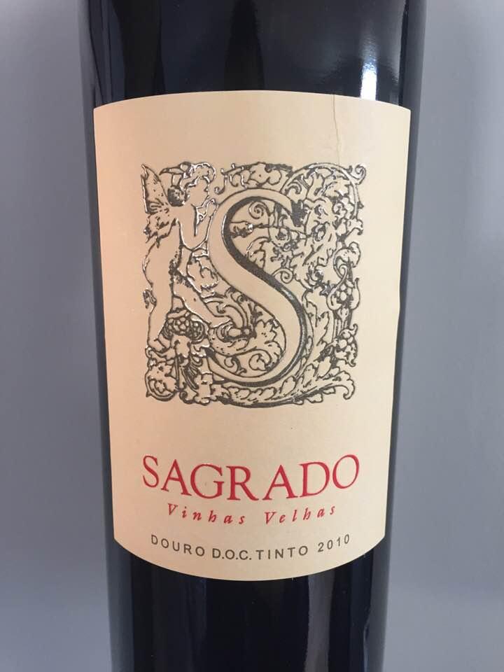 Sagrado – Vinhas Velhas 2010 – Douro