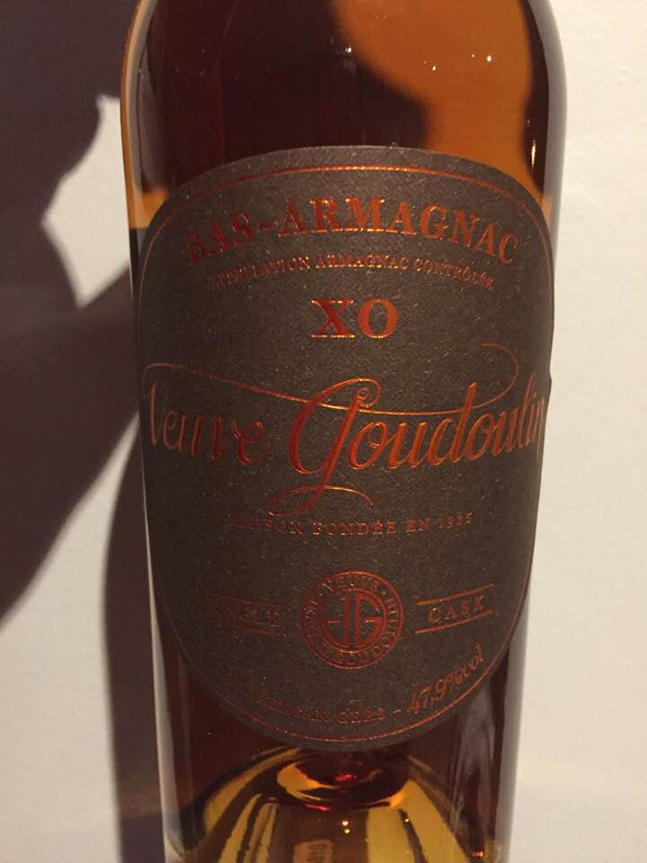 Veuve Goudoulin – XO, Single Cask – Bas-Armagnac