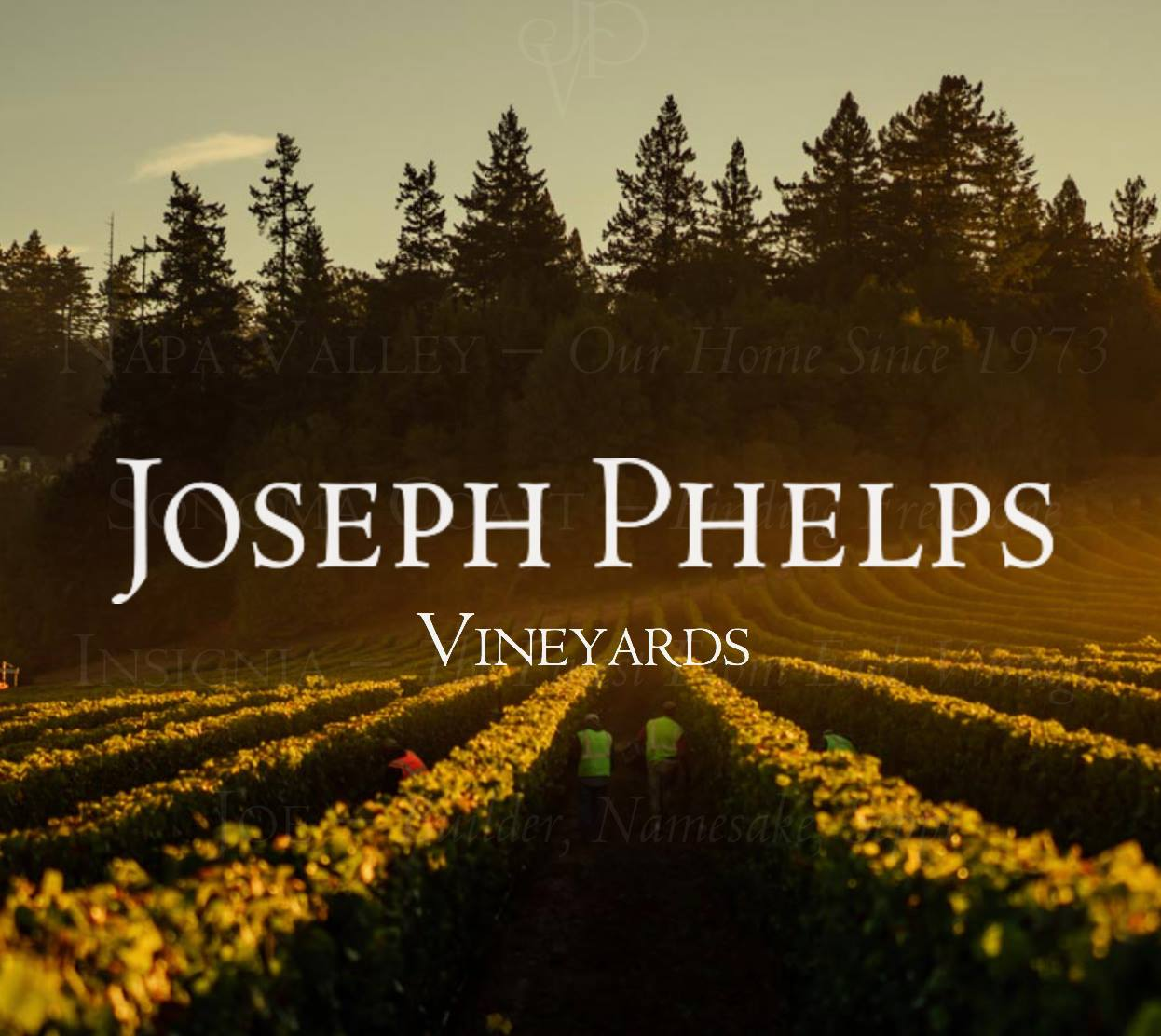 "Joseph Phelps Vineyards entrusts a part of its commercialization to ""La Place de Bordeaux"""