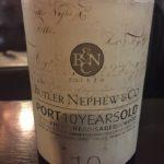 Butler Nephew – 10 Years Old Tawny Port