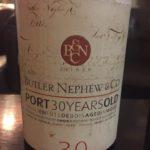Butler Nephew – 30 Years Old Tawny Port