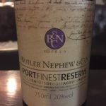 Butler Nephew – Finest Reserve– Porto