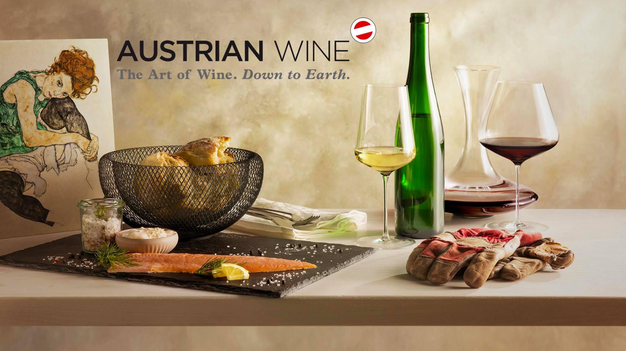 Les Vins d'Autriche, sponsors officiels du Concours du Meilleur Sommelier du Monde 2019