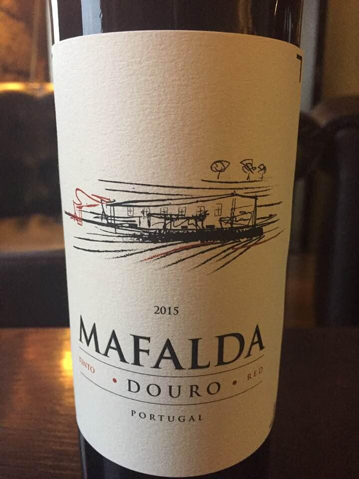 Mafalda 2015– Douro