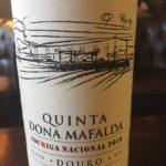 Quinta Dona Mafalda – Touriga National 2016– Douro