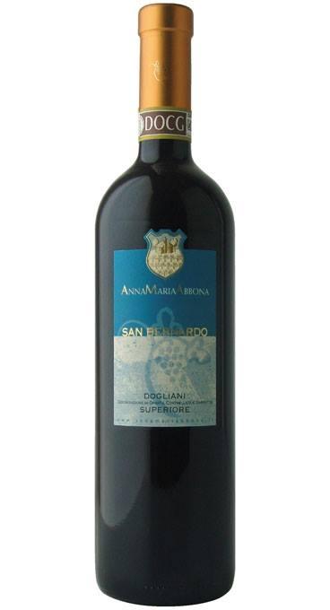 Anna Maria Abbona – San Bernardo 2015 – Dogliani Superiore