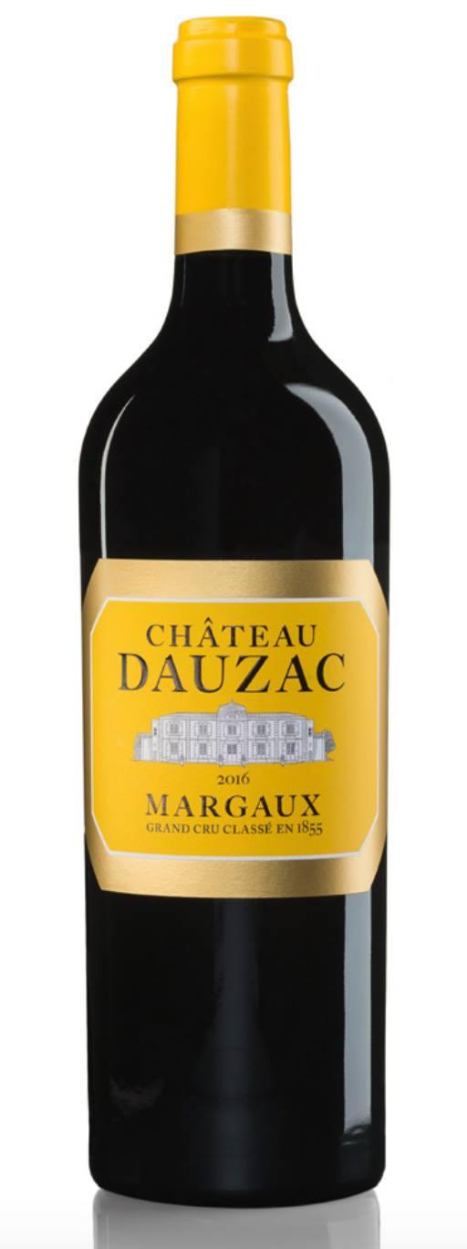 Château Dauzac 2016 – Margaux, Cru Classé