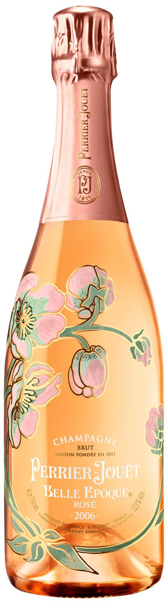 Champagne Perrier-Jouët – Belle Epoque 2006, Rosé – Brut