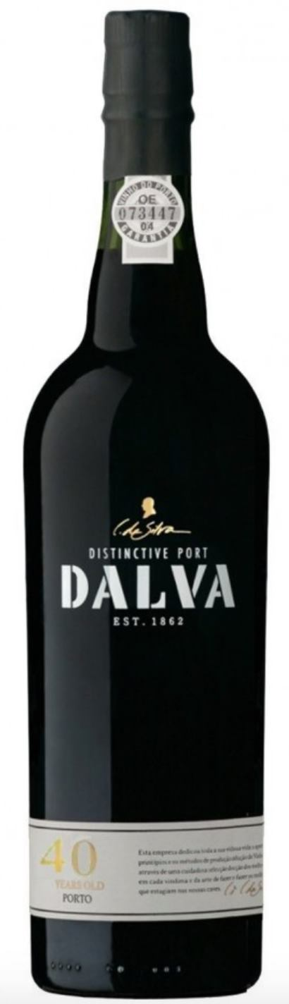 Dalva – 40 Years Old Tawny Port
